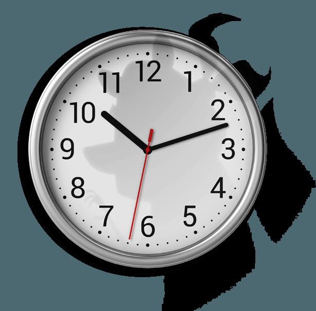 Bandit-Clock