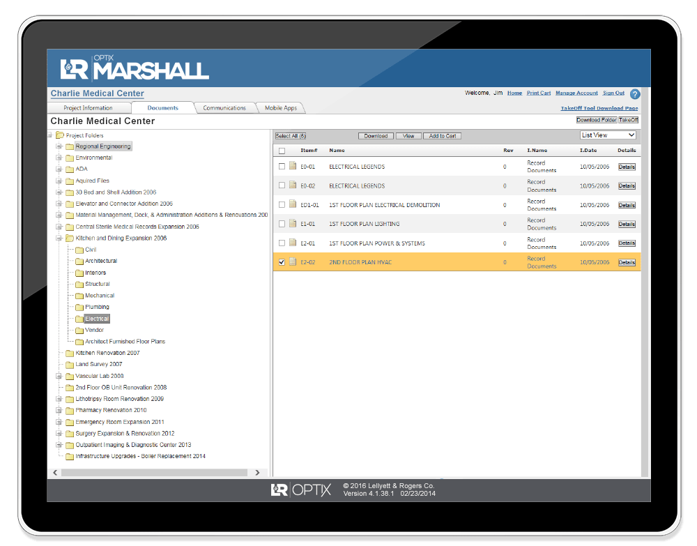 MARSHALL-filelist